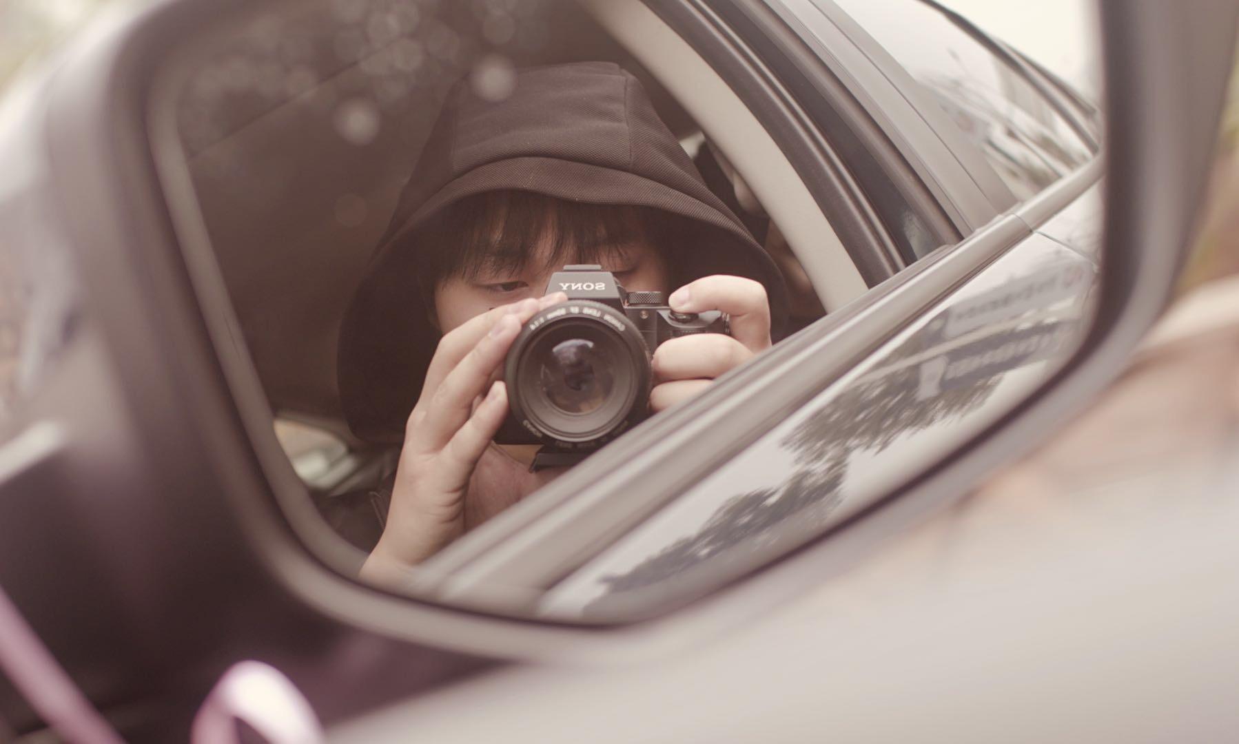 摄像师-莱影工作室小马