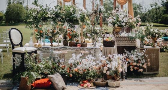 An Ordinary Day-婚礼策划图片