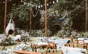 西蜀森林酒店墅语-初见婚礼图片