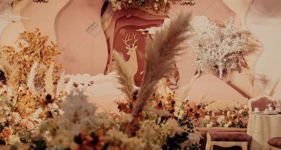 秋色-婚礼策划图片