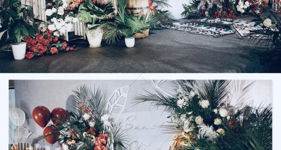 小刘的胖子说还是做减法的好-婚礼策划图片