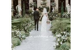 西苑半岛-众神降临的花园婚礼图片