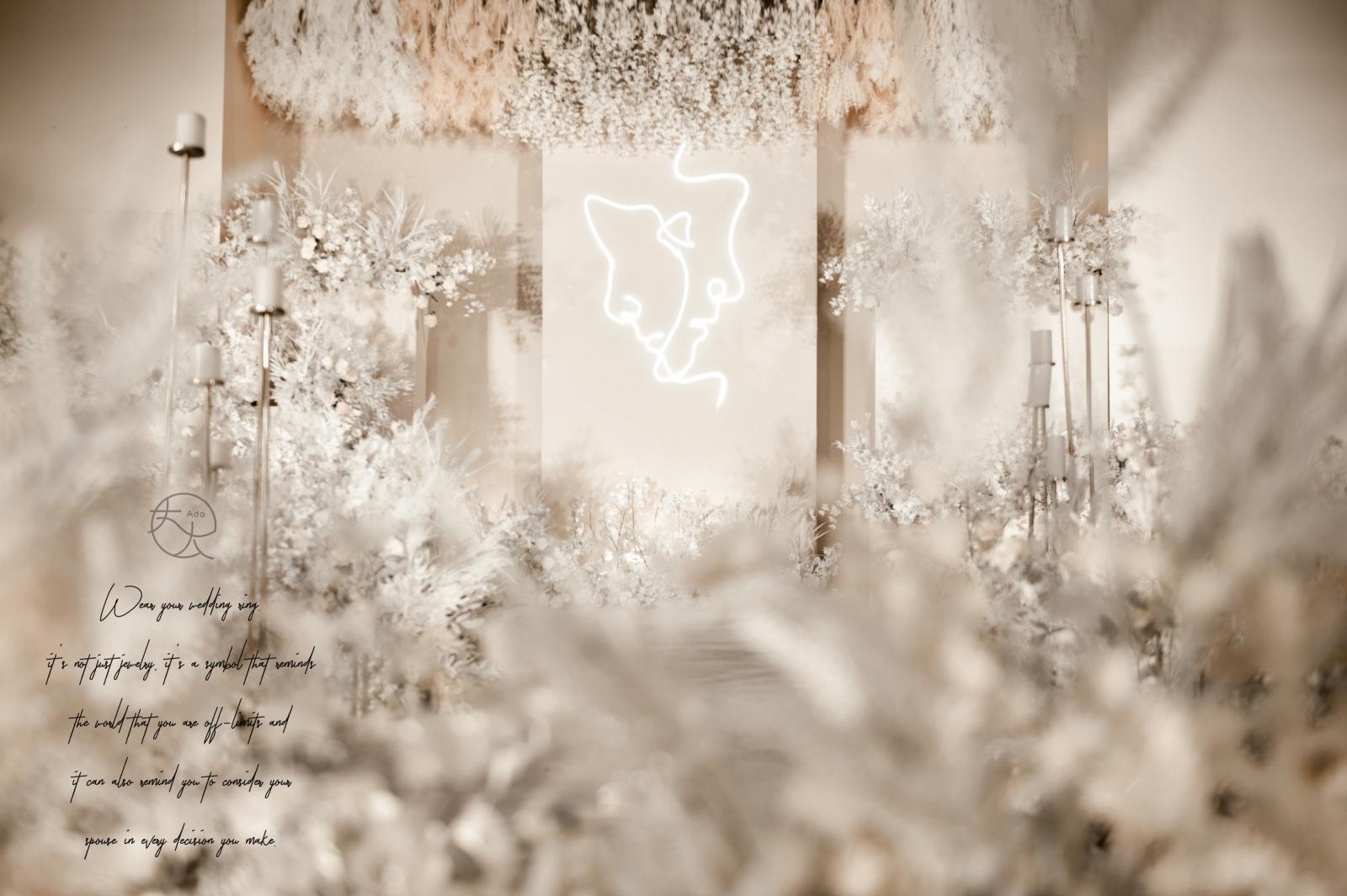 香槟色婚礼|Parallel-多么幸运在未来所有的风景都有你的背影如果还有更幸福的事那一定是看到未来一点点,过成最珍贵的回忆