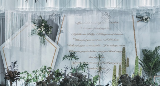 春风十里不如你-婚礼策划图片