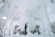 薄荷绿校园爱情-婚礼策划图片