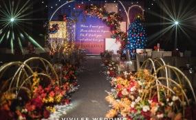 闲园故事音乐主题乐园-New Year Gift婚礼图片