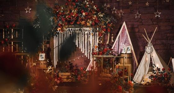 焦糖的气息-婚礼策划图片