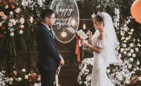 墨宴-温暖的你婚礼图片