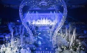 老房子华粹元年-冰雪奇缘婚礼图片