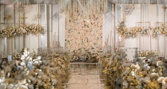 香槟色-婚礼策划图片