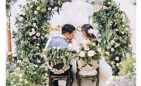 四川省成都市世纪城假日酒店-我和你的小小花园婚礼图片