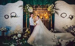 南昌万达嘉华酒店-时光深处婚礼图片