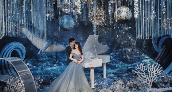 写给海洋-婚礼策划图片