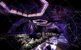 环球洲际-Double Helix婚礼图片