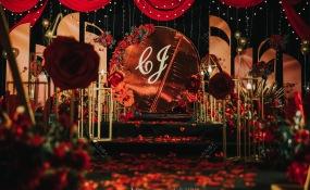 君豪大饭店-炙热婚礼图片