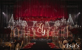 豪雅东方花园酒店- 佳期如梦只为力婚礼图片