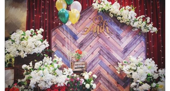 LIAO&ZENG 复古答谢宴-婚礼策划图片