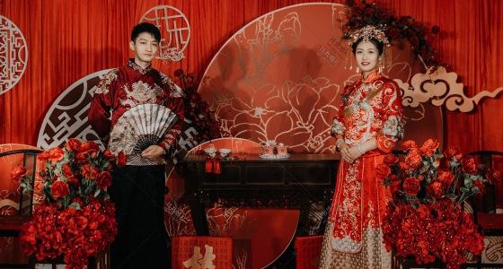 朱陈之好-婚礼策划图片