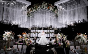 智谷云尚丽呈华廷酒店-韩式婚礼图片