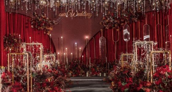 踏着时间 嫁给爱情-婚礼策划图片