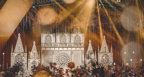 《年华盛开的火焰》-婚礼策划图片