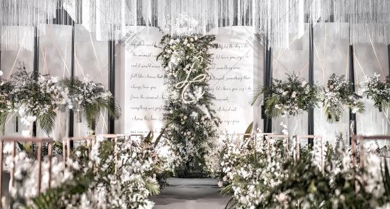 你就是那不经意的一瞬间-婚礼策划图片