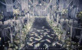 瑞升芭富丽-灰调婚礼图片