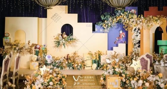 超级马里奥3-婚礼策划图片