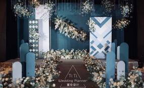 圣荷酒店-光影绿韵婚礼图片