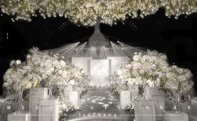 望江宾馆松涛厅-你是温度适宜的风婚礼图片