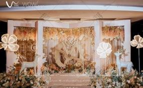 朝日国际大酒店-秘境之光婚礼图片