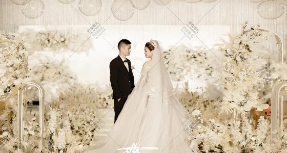 《香槟白》-婚礼策划图片
