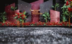 家园国际酒店-Black&Red婚礼图片