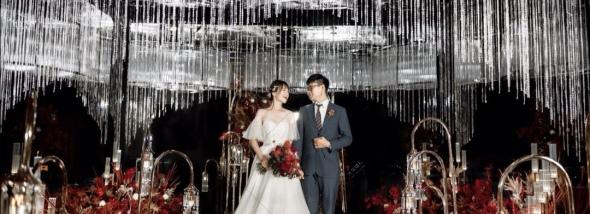 岷山饭店-锦江之畔婚礼图片