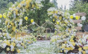 易园园林博物馆-夏日柠香婚礼图片