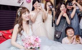 四川省成都市锦江区成都总府皇冠假日酒店-精致猪猪女孩的完美婚礼婚礼图片
