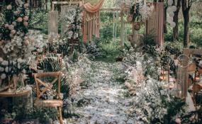 龙门街道-绿影仙踪婚礼图片