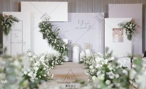 雅斯特酒店(重庆陈家坪汽车站店)-极简小韩风婚礼图片