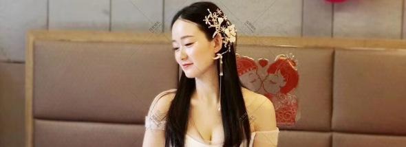 四川省成都市武侯区友豪锦江酒店-简约黑长直婚礼图片
