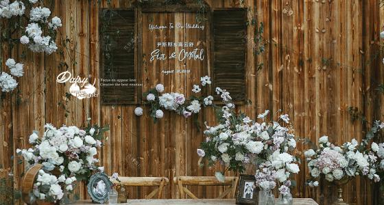 【Sisi & Crystal】-婚礼策划图片
