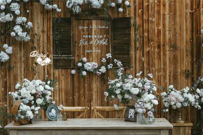 【Sisi & Crystal】粉色婚礼,户外婚礼,教堂婚礼,草坪婚礼,森系婚礼,复古婚礼,小清新婚礼
