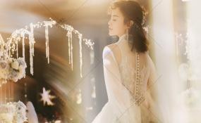 芭菲盛宴环球美食(北城国际店)龙华大道66号北城国际中心-1婚礼图片