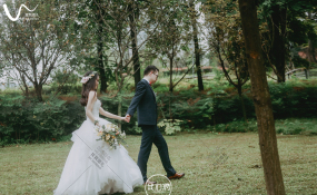 大蓉和(锦江店)-室内西式婚礼婚礼图片