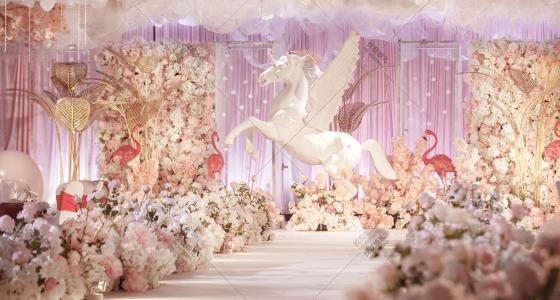 《Wedding for Y&Y》-婚礼策划图片
