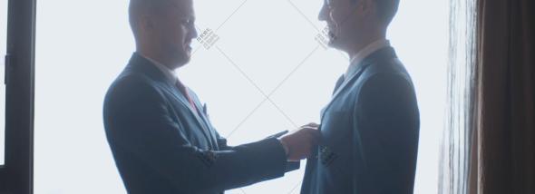 漫花庄园户外-James & ZhengQi婚礼图片