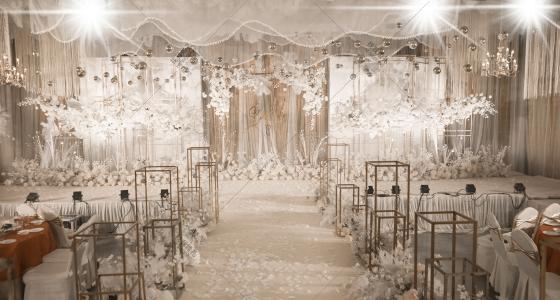 香槟金-婚礼策划图片