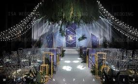 成都万达瑞华酒店-睡莲婚礼图片