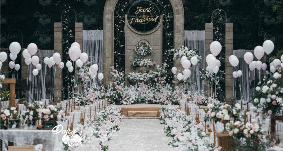 【你是人间四月天】-婚礼策划图片
