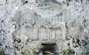 香城竹韵(斑竹园店)-白月光婚礼图片