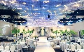 水晶酒店婚礼 《一生中最爱》 案例图片